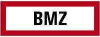 """SB45 Brandschutzzeichen """"BMZ"""""""