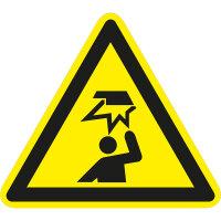 """SW20 Warnzeichen """"Warnung vor Hindernissen im..."""