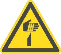 """SW22 Warnzeichen """"Warnung vor spitzen..."""