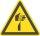 """SW22 Warnzeichen """"Warnung vor spitzen Gegenständen"""" (praxisbewährt)"""