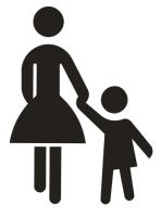 """Symbol """"Kinder 2"""""""