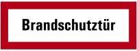 """SB40 Brandschutzzeichen """"Brandschutztür"""""""