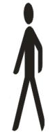 """Symbol """"Mensch 2"""""""