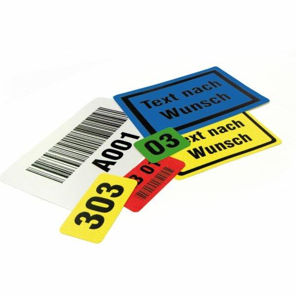 Lagerkennzeichnung PC Bodenmarkierungsschilder