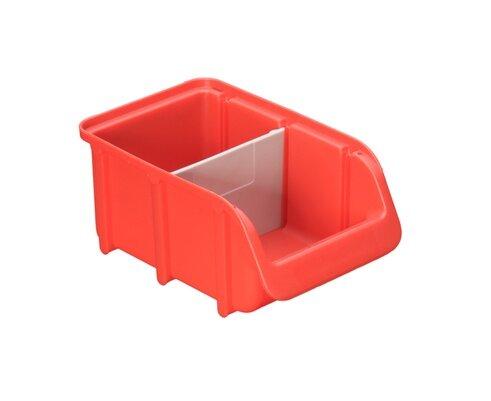 Trennstege für Sichtboxen PP Gr. 1, 2, 2L  grau