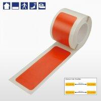 MUSTER: Schmutzabweisende segmentierte Bodenmarkierung-Streifen LPS 5224