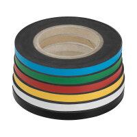 Magnetband verschiedenfarbig